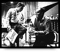 Bernstein with John Sturges
