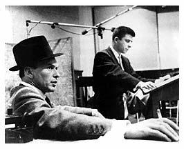 Bernstein and Sinatra
