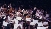 Elmer Bernstein at Royal Albert Hall