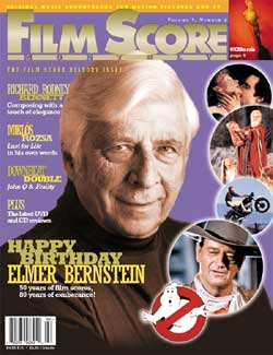 Happy Birthday Elmer Bernstein