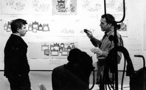 Charles Eames, 1957