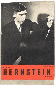 1947 Program Cover